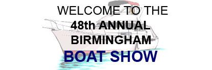 2019 Birmingham Boat Show